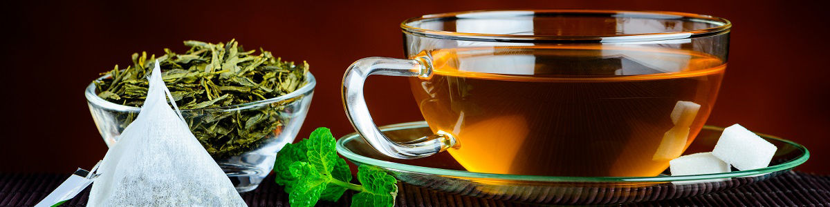 Headline for 5 Proven Health Benefits of Green Tea