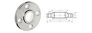 Stainless Steel Carbon Steel Slip On Flanges Manufacturer Suppliers Dealer Exporter in India