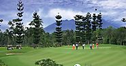Top 3 Beautiful Golf Courses at Diverse Destinations in Indonesia
