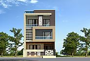 Tips for Choosing a 2-Floor House Plans in India in a Narrow Land | House Plans in India, Indian house plans, Indian ...