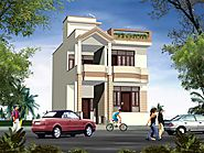 Duplex House Design Plan and Tips to build it at Low Cost | House Plans in India, Indian house plans, Indian house de...