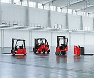 Linde Material Handling and Warehouse Handling