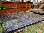 Stamped Concrete Patterns Calgary | Patriarch Construction