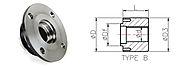 Stainless Steel Carbon Steel Companion Flanges Manufacturers in India - Nitech Stainless Inc