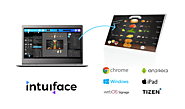 Build Dynamic Applications for Windows 10 with High Functional Kiosk Software of Intuiface - IntuiFace