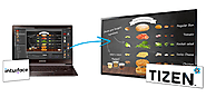 Use Flexible Samsung Digital Signage of IntuiFace to Create Attractive Presentation - IntuiFace