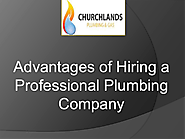 Advantages of Hiring a Professional Plumbing Company |r