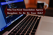 Know Need Of Translation Agency