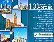 10 Reasons to Study in Abroad