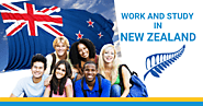 New Zealand Work and Study Visa | Rudraksh Group