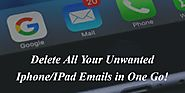 Delete All Your Unwanted iPhone/iPad Emails in One Go! | Tech 21 Century