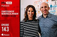Confessions Of A Menopausal Woman With Andrea McLean - Pete Cohen