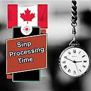 Check SINP Application Processing Times in Detail