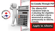 Alberta PNP Points Calculator 2019- Free Assessment
