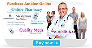 Purchase Ambien Online :: Buy Ambien Online Legally