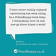 Boot Camp Review