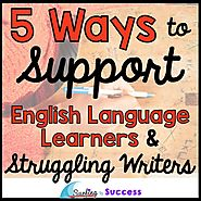 English Language Learners & Struggling Writers - Surfing to Success