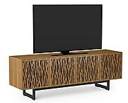 Buy BDI Elements 8779-ME Entertainment Console At Grayson Home