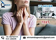 The thyroid gland produces hormones that... - Shriram Pathology Lab | Facebook