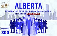Alberta Invites 150 Candidates in Express Entry Draw