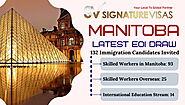 Latest Manitoba Expression of Interest (EOI) Draw Invited to 132 Candidates