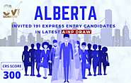 Alberta Province invites 191 Express Entry Candidates in the Latest Provincial Draw