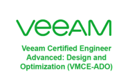 Veeam Certified Engineer - Advanced: Design and Optimization Training and Certification