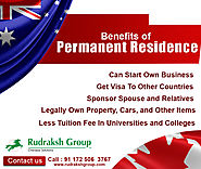 Benefits Of Permanent Residence