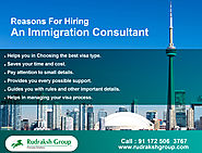 Reasons For Hiring An Immigration Consultants