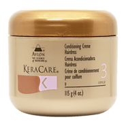 Keracare Conditioning Creme Hairdress Review