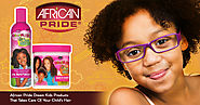 African Pride Dream Kids Products That Takes Care of Your Child's Hair