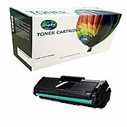 amsahr Remanufactured Replacement Toner Cartridges for Samsung MLT-D111S Black - Compatible with SL M2020 M2070