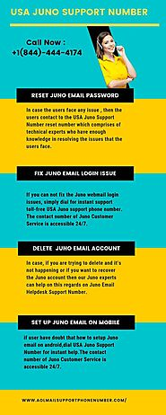 Juno Email Support Phone Number | Call Now
