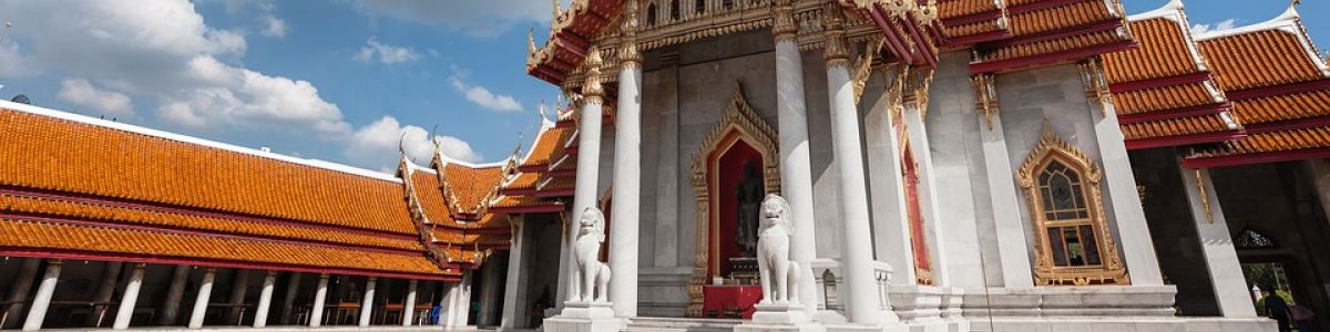 Headline for 05 Amazing Places and Things You Need to See in Bangkok - Venture off and discover!