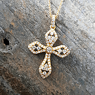 Perfect Piece of Diamond Cross Necklace for Your Loved Ones