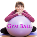 Gym Ball Workouts Application