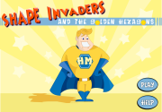 Shape Invaders