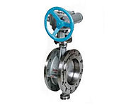 Ridhiman Alloys is a well-known supplier, dealer, manufacturer of Double Eccentric Butterfly Valves in India