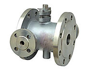 Ridhiman Alloys is a well-known supplier, dealer, manufacturer of Jacketed Ball Valves in India