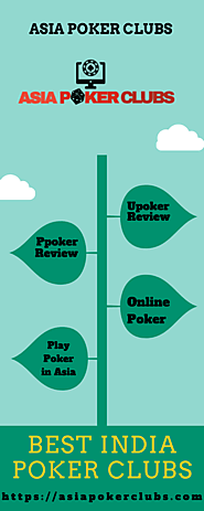 Best India Poker Clubs