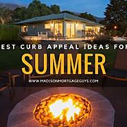 Top Curb Appeal Ideas For Summer - Snapzu.com