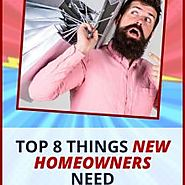 What New Homeowners Need After Buying A House - Snapzu.com