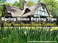 Spring Home Buying Tips for First Time Home Buyers - Snapzu.com