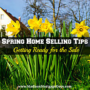 Getting Your Home Ready for a Spring Sale - Snapzu.com