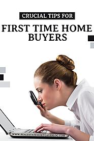 Tips First Time Home Buyers Should Know - Snapzu.com