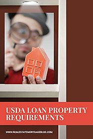USDA Rural Housing Mortgage Minimum Property Requirements - Snapzu