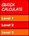 Math Games: Quick Calculate Level 1