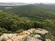 Pinnacle Mountain State Park - a Great Place to Practice Mountain Climbing - PLACES FOR PUPS