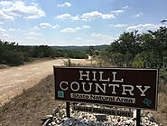 Hill Country State Natural Area - It's Like Being in the Wild West