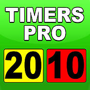 TIMERS PRO - Tabata, Functional Fitness WOD, Hiit, and Interval, EMOM, Fight Gone Bad & MMA Timer